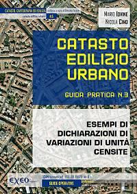 CATASTO EDILIZIO URBANO - GUIDA PRATICA N.3
