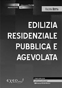 EDILIZIA RESIDENZIALE PUBBLICA E AGEVOLATA