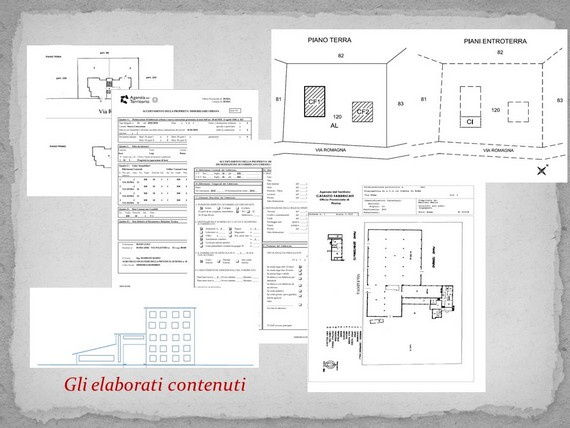 Iovine cino catasto edilizio urbano guida pratica n 4 for Planimetrie per aggiunta suite in legge