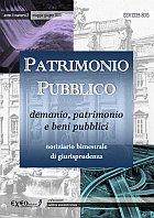 PATRIMONIO PUBBLICO 3/2014