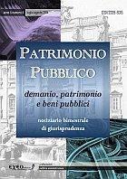 PATRIMONIO PUBBLICO 4/2014