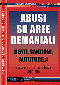ABUSI SU AREE DEMANIALI